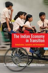 The Indian Economy in Transition 1st Edition 9781107076112 1107076110