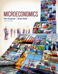 Microeconomics 4th Edition 9781464143878 1464143870