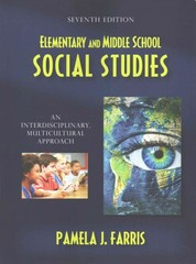 Elementary and Middle School Social Studies 7th Edition 9781478628880 147862888X