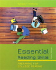Essential Reading Skills Plus MyReadingLab with eText -- Access Card Package 4th Edition 9780134016146 0134016149