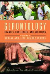 Gerontology 1st Edition 9781440834264 1440834261