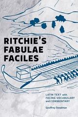 Ritchie's Fabulae Faciles 1st Edition 9780984306558 0984306552