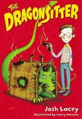 The Dragonsitter 1st Edition 9780316298964 0316298964