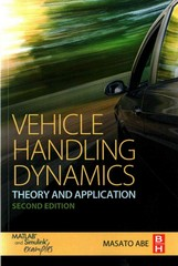 Vehicle Handling Dynamics 2nd Edition 9780081003909 0081003900