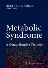 Metabolic Syndrome 1st Edition 9783319112503 3319112503