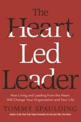 The Heart-Led Leader 1st Edition 9780553419030 055341903X