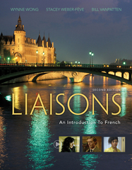 Liaisons 2nd Edition 9781305855946 1305855949