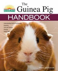 The Guinea Pig Handbook 2nd Edition 9781438005096 1438005091