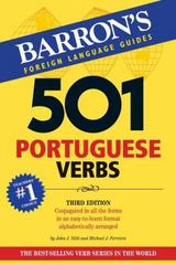 501 Portuguese Verbs 2nd Edition 9781438005232 1438005237