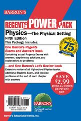 Physics - the Physical Setting Power Pack 5th Edition 9781438075983 1438075987