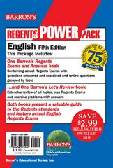 English Power Pack 5th Edition 9781438075990 1438075995