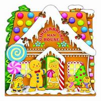 Gingerbread Man House 1st Edition 9780764167843 0764167847