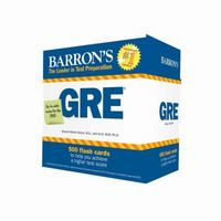 Barron's GRE 3rd Edition 9780764167706 0764167707