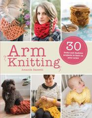 Arm Knitting 1st Edition 9781438007304 1438007302