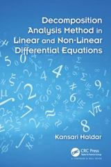 Decomposition Analysis Method in Linear and Nonlinear Differential Equations 1st Edition 9781498716338 1498716334