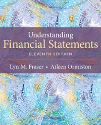 Understanding Financial Statements 11th Edition 9780133870671 0133870677