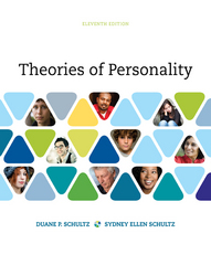 Theories of Personality 11th Edition 9781305652958 1305652959
