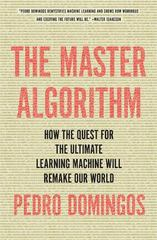 The Master Algorithm 1st Edition 9780465065707 0465065708
