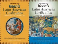 Keen's Latin American Civilization, 2-Volume SET 10th Edition 9780813348933 0813348935