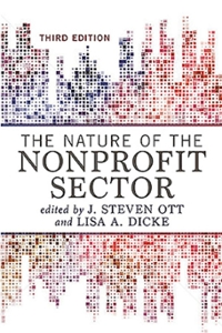 The Nature of the Nonprofit Sector 3rd Edition 9780813349602 0813349605
