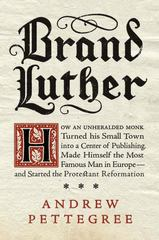 Brand Luther 1st Edition 9781594204968 1594204969