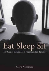 Eat Sleep Sit 1st Edition 9781568365657 1568365659
