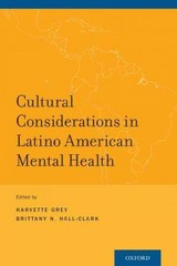 Cultural Considerations in Latino American Mental Health 1st Edition 9780190243425 0190243422
