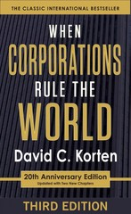 When Corporations Rule the World 3rd Edition 9781626562882 1626562881