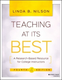 Teaching at Its Best 4th Edition 9781119096320 1119096324