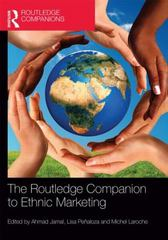 The Routledge Companion to Ethnic Marketing 1st Edition 9781136164224 1136164227