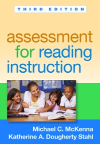 Assessment for Reading Instruction 3rd Edition 9781462521050 1462521053