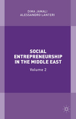 Social Entrepreneurship in the Middle East 1st Edition 9781137509932 1137509937