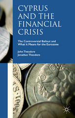 Cyprus and the Financial Crisis 1st Edition 9781137452757 1137452757