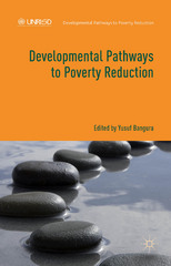 Developmental Pathways to Poverty Reduction 1st Edition 9781137482532 1137482532