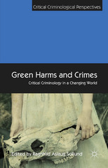 Green Harms and Crimes 1st Edition 9781137456267 1137456264