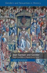 Jean Gerson and Gender 1st Edition 9781137488831 1137488832