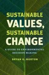 Sustainable Values, Sustainable Change 1st Edition 9780226197456 022619745X