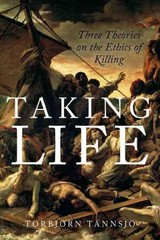 Taking Life 1st Edition 9780190225575 0190225572
