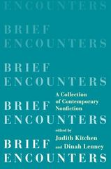 Brief Encounters 1st Edition 9780393350999 0393350991