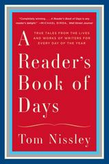 A Readers Book of Days 1st Edition 9780393351699 0393351696
