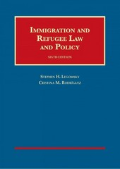 Immigration and Refugee Law and Policy 6th Edition 9781609304249 1609304241
