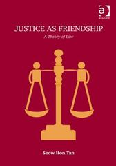 Justice as Friendship 1st Edition 9781317109785 1317109783