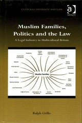 Muslim Families, Politics and the Law 1st Edition 9781317091158 1317091159
