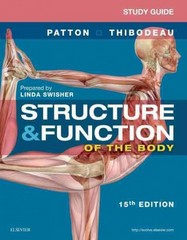 Study Guide for Structure & Function of the Body 15th Edition 9780323394567 0323394566