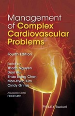 Management of Complex Cardiovascular Problems 4th Edition 9781118965030 1118965035