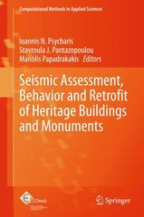 Seismic Assessment, Behavior and Retrofit of Heritage Buildings and Monuments 1st Edition 9783319161297 3319161296
