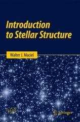 Introduction to Stellar Structure 1st Edition 9783319161426 3319161423