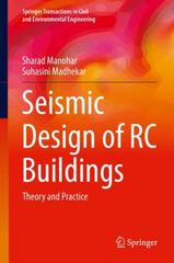 Seismic Design of RC Buildings 1st Edition 9788132223184 8132223187