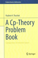 A Cp-Theory Problem Book 1st Edition 9783319160924 3319160923