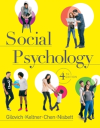 Textbook rental social psychology online textbooks from chegg social psychology 4th edition 9780393938968 0393938964 fandeluxe